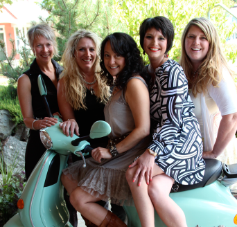 The Team at La Bella Vita Salon - Poulsbo